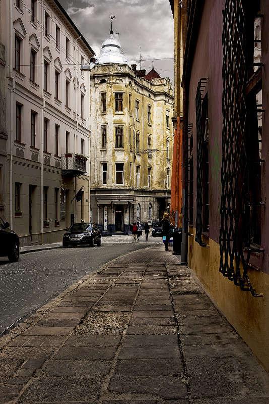 Львовские переулки