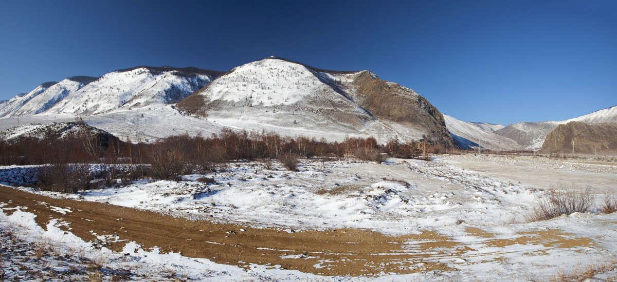 Панорама истока Сармы