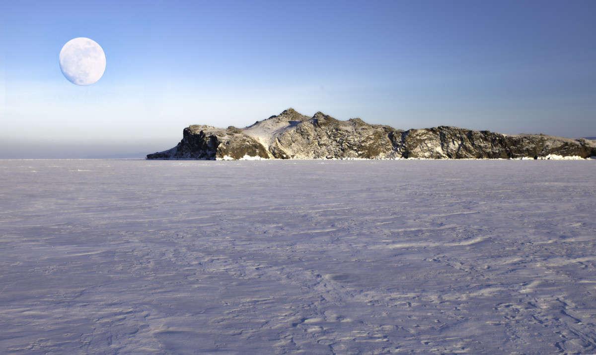 Остров в Малом море