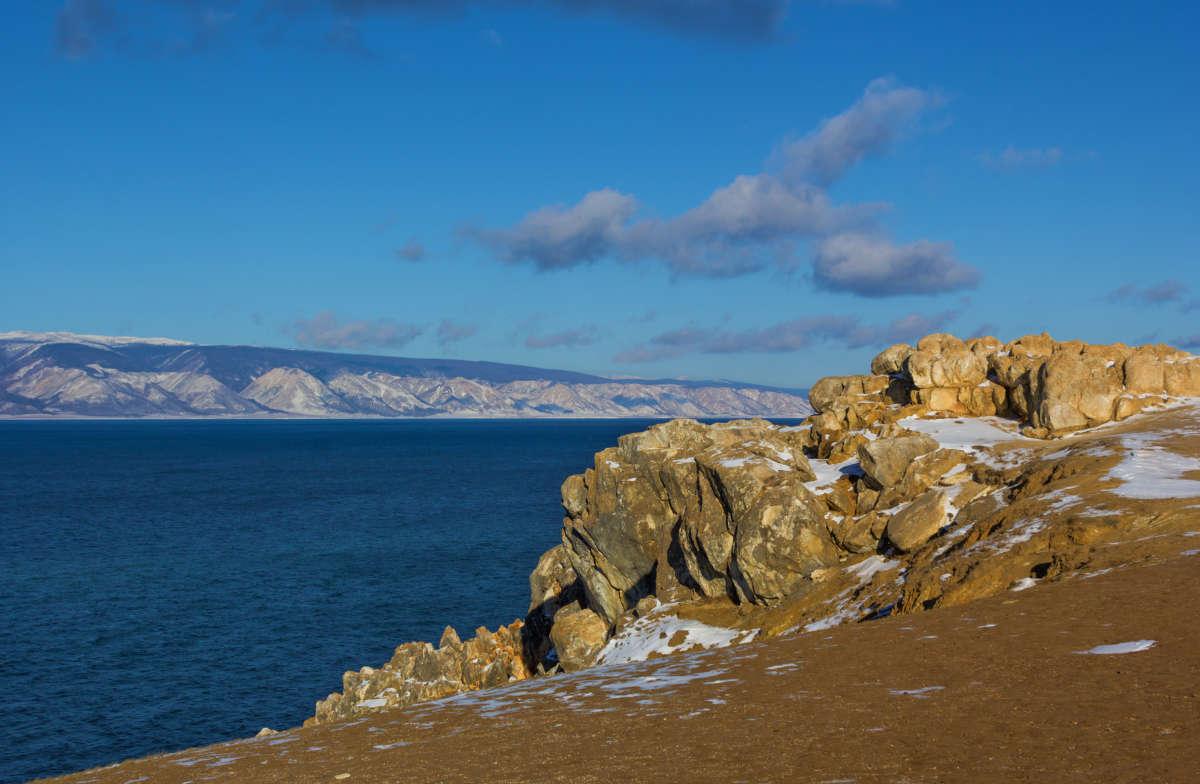 Берега Малого моря
