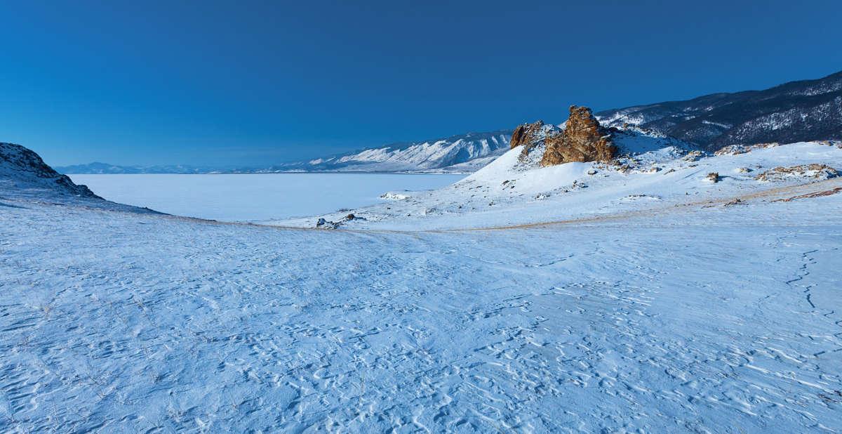 Замёрзшие берега
