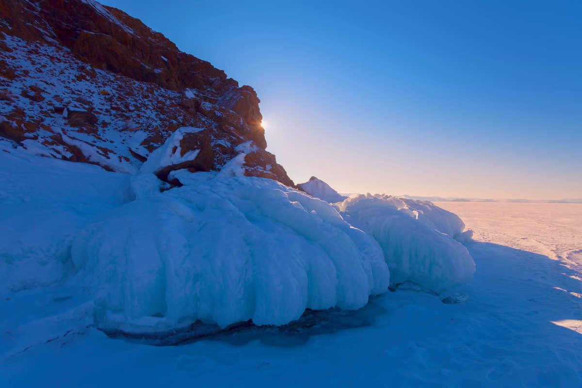 Зима на Малом Море