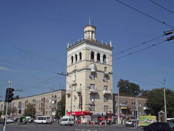 Жилая башня