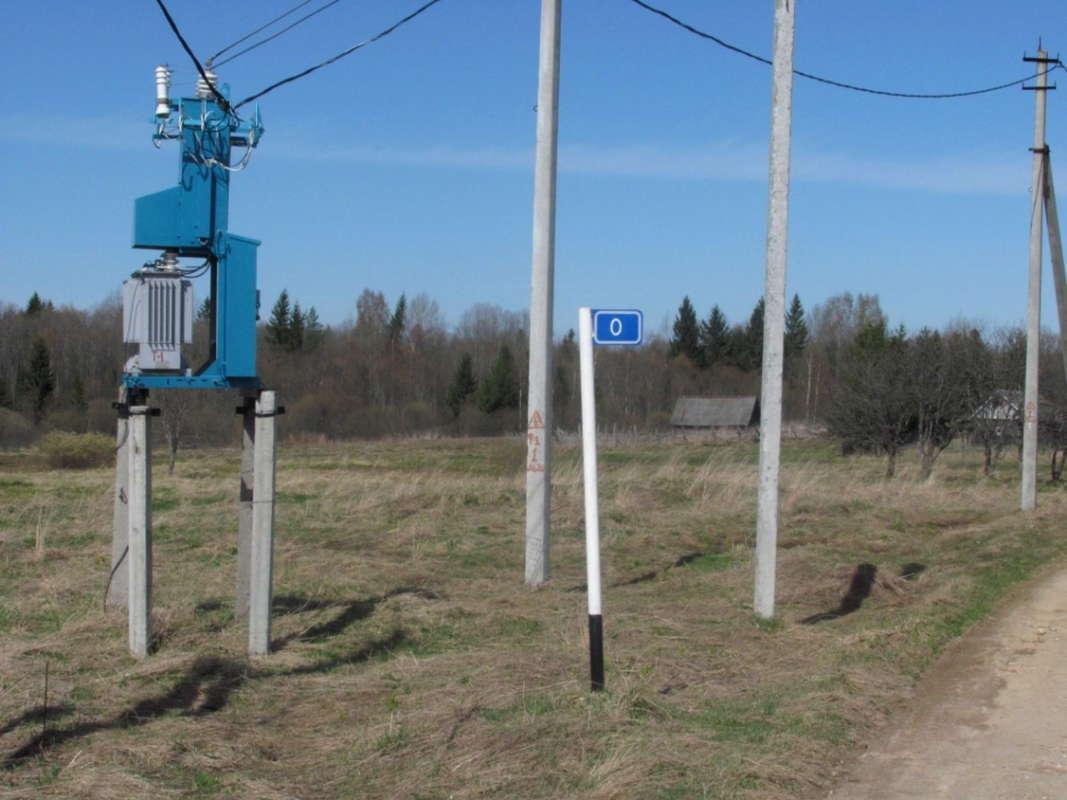 Отсюда начинается Волга (0 км)