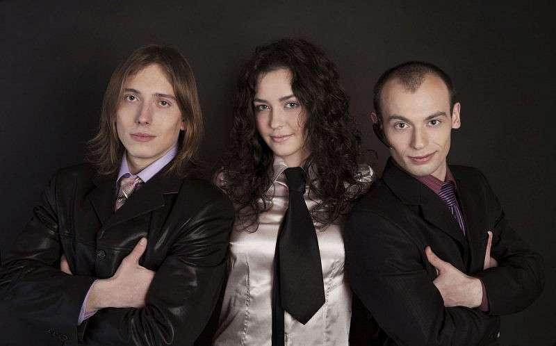 тройной портрет )))