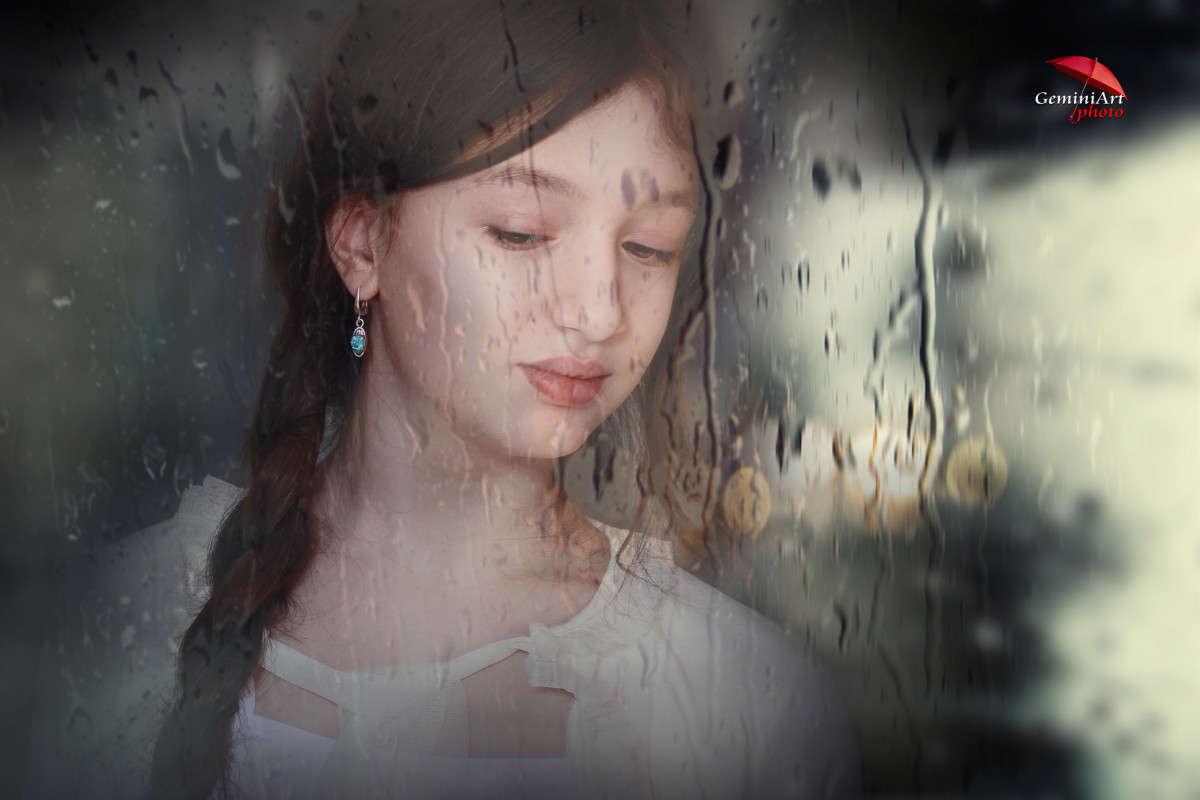 Про весенний дождь...