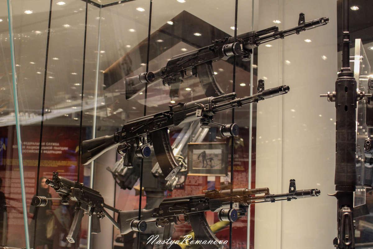 Современное оружие 2