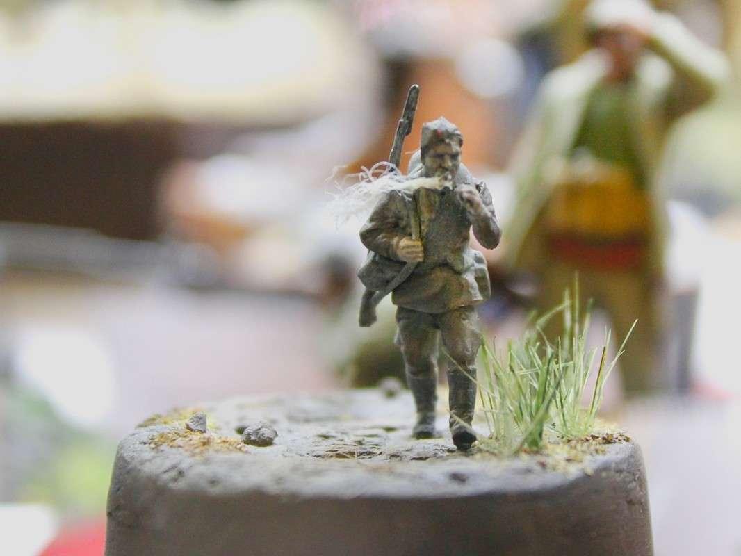 Солдатский перекур