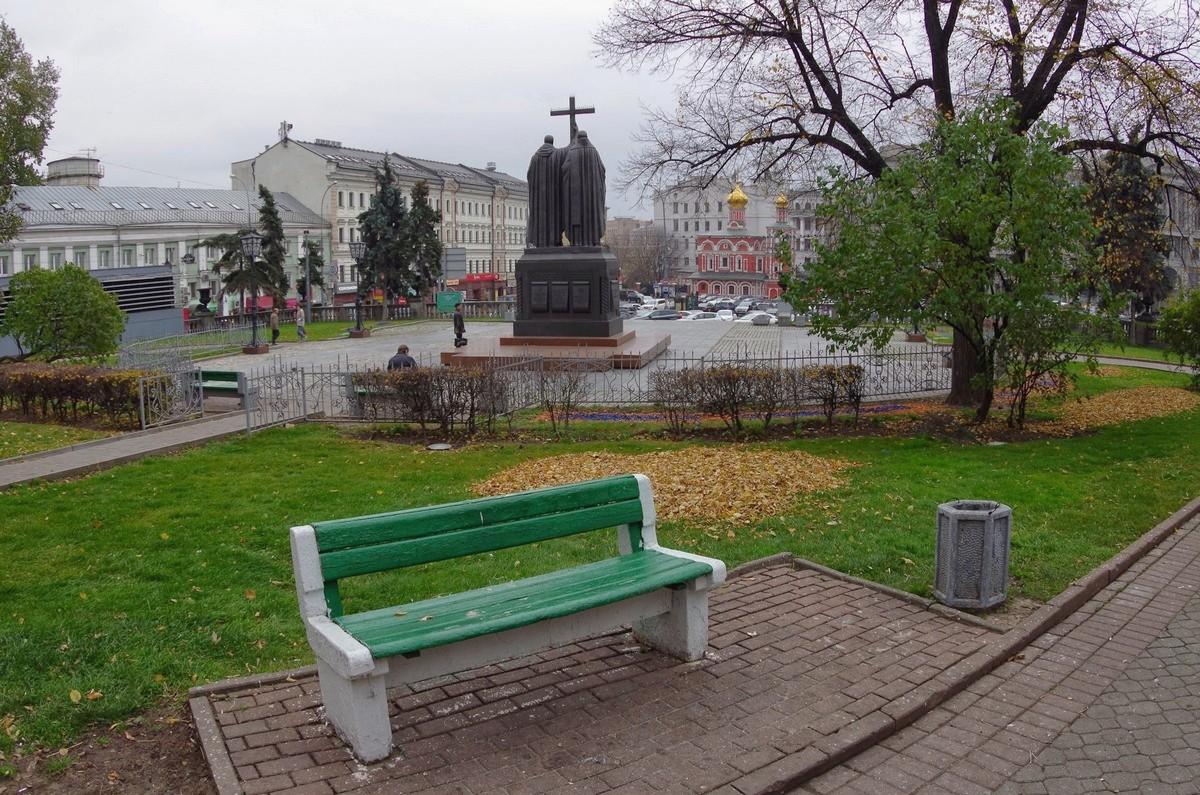 Ильинский сквер