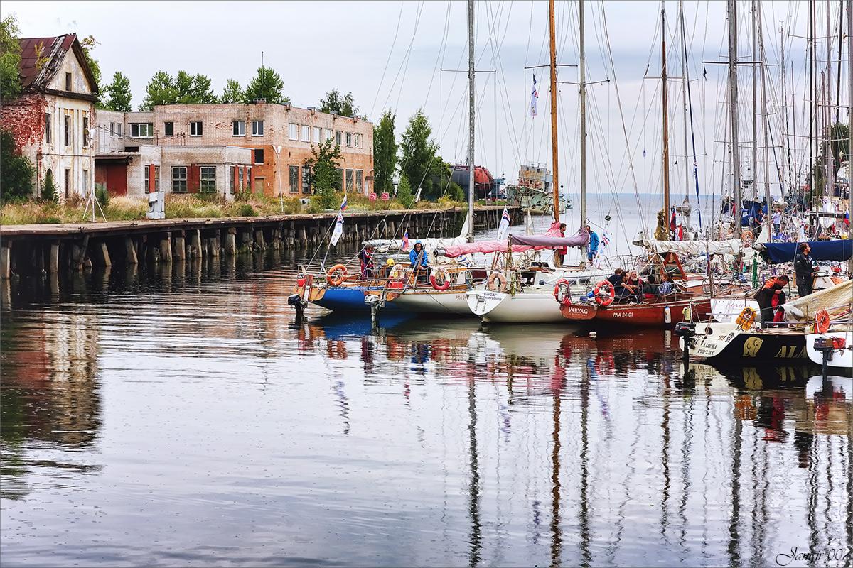 Сидоровский канал. Ораниенбаум