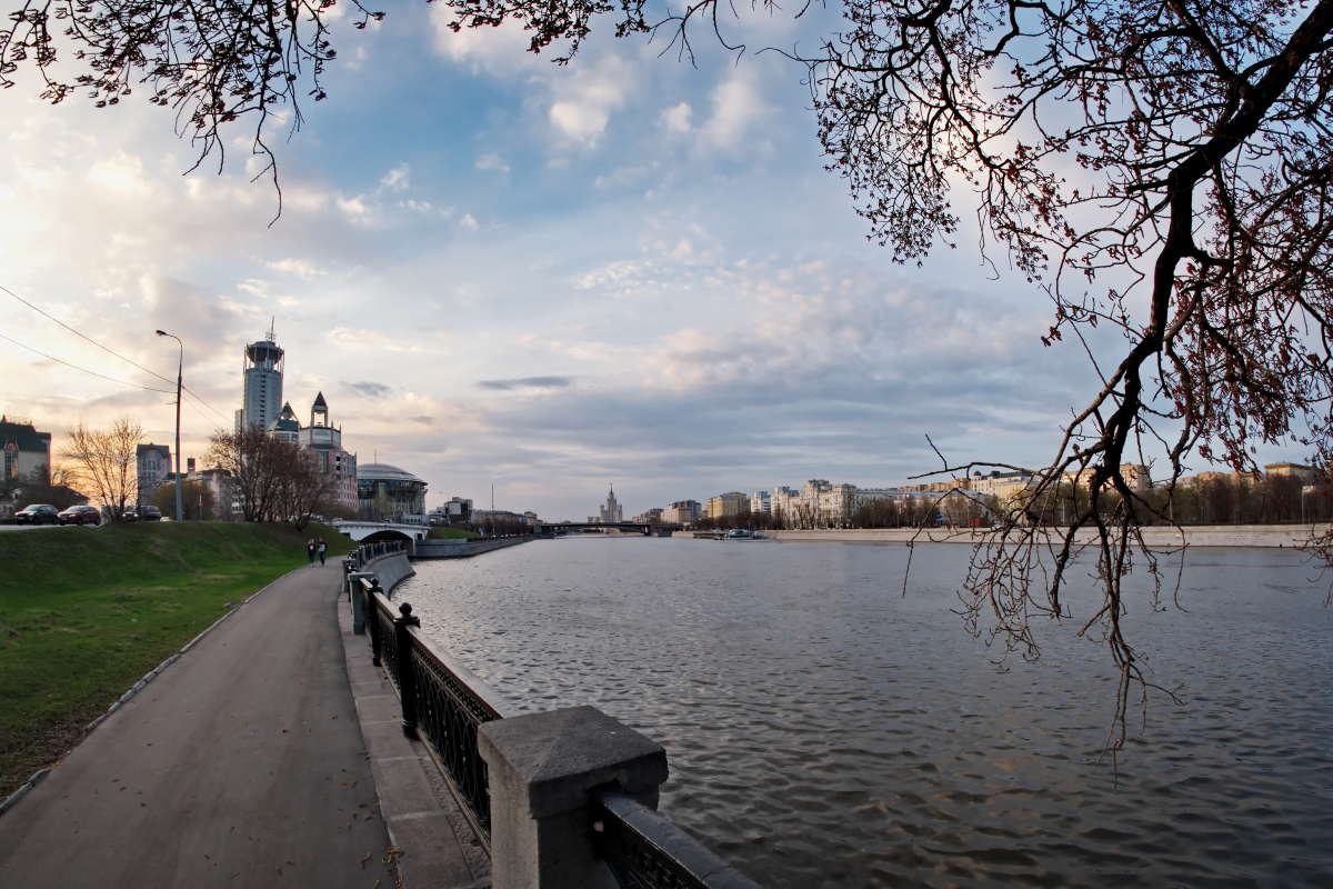 Прогулки по Москве.