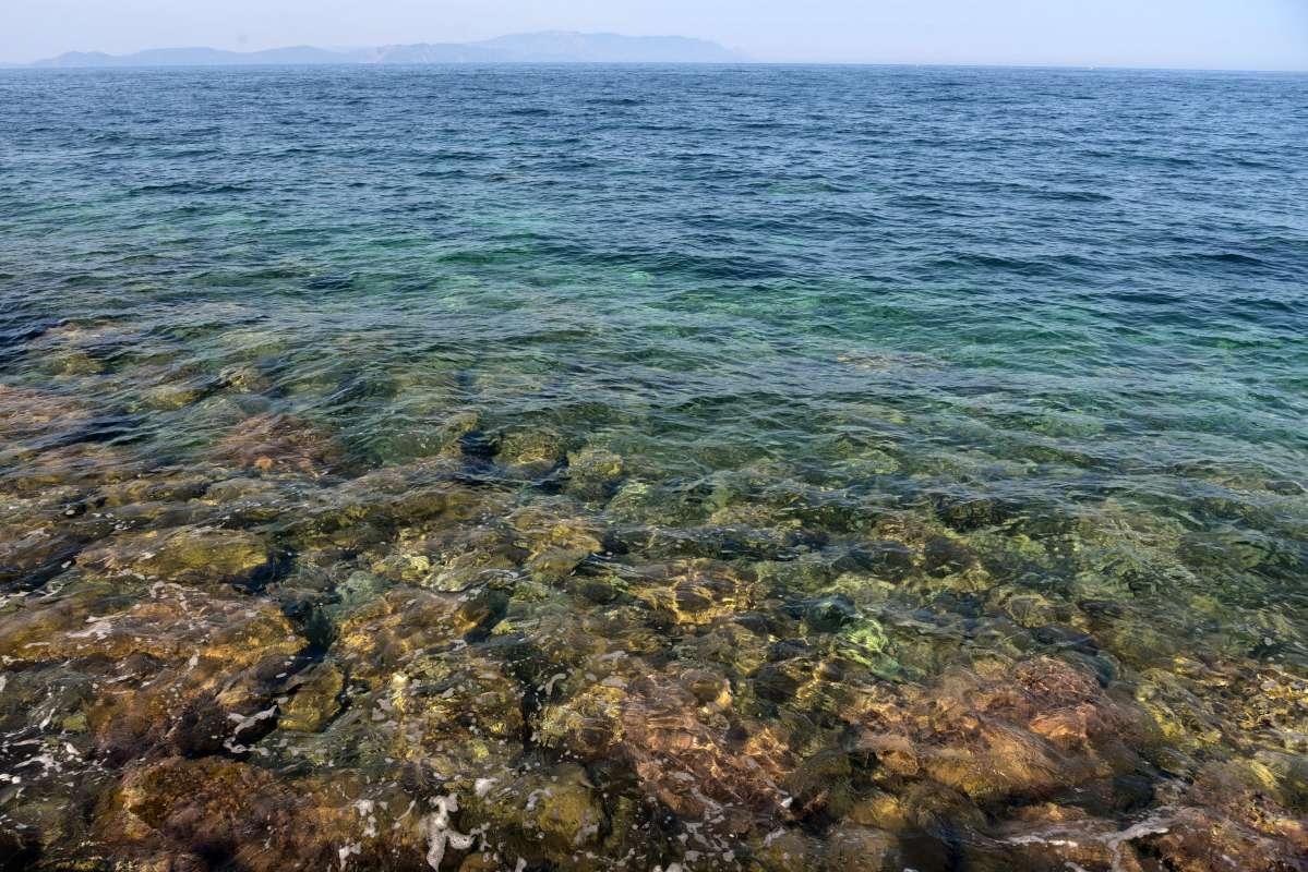 Эгейское море..