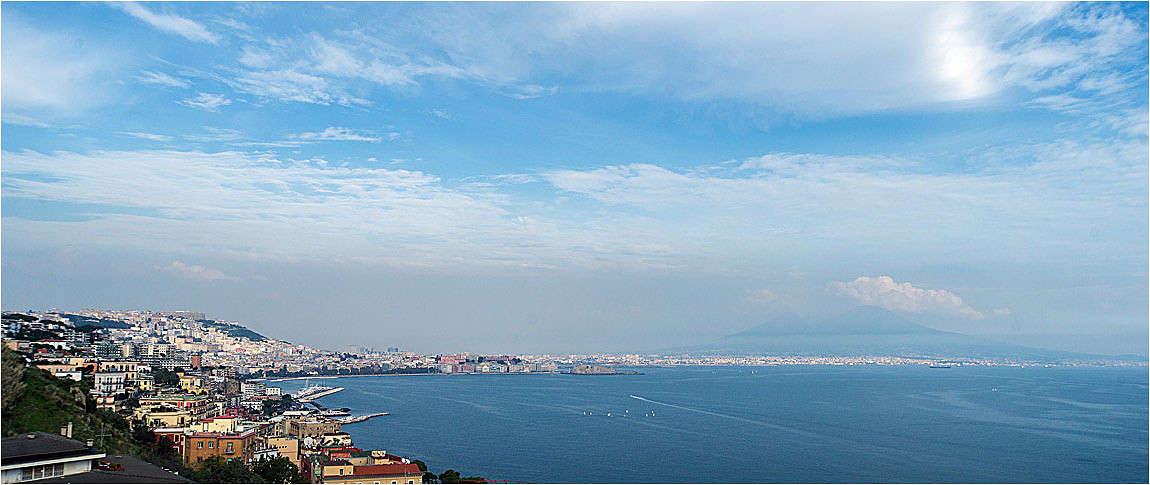 Бухта Неаполя