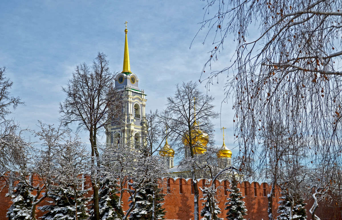 В Тульском кремле