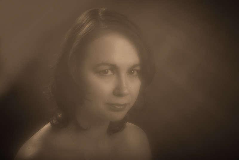 Пикториальный портрет