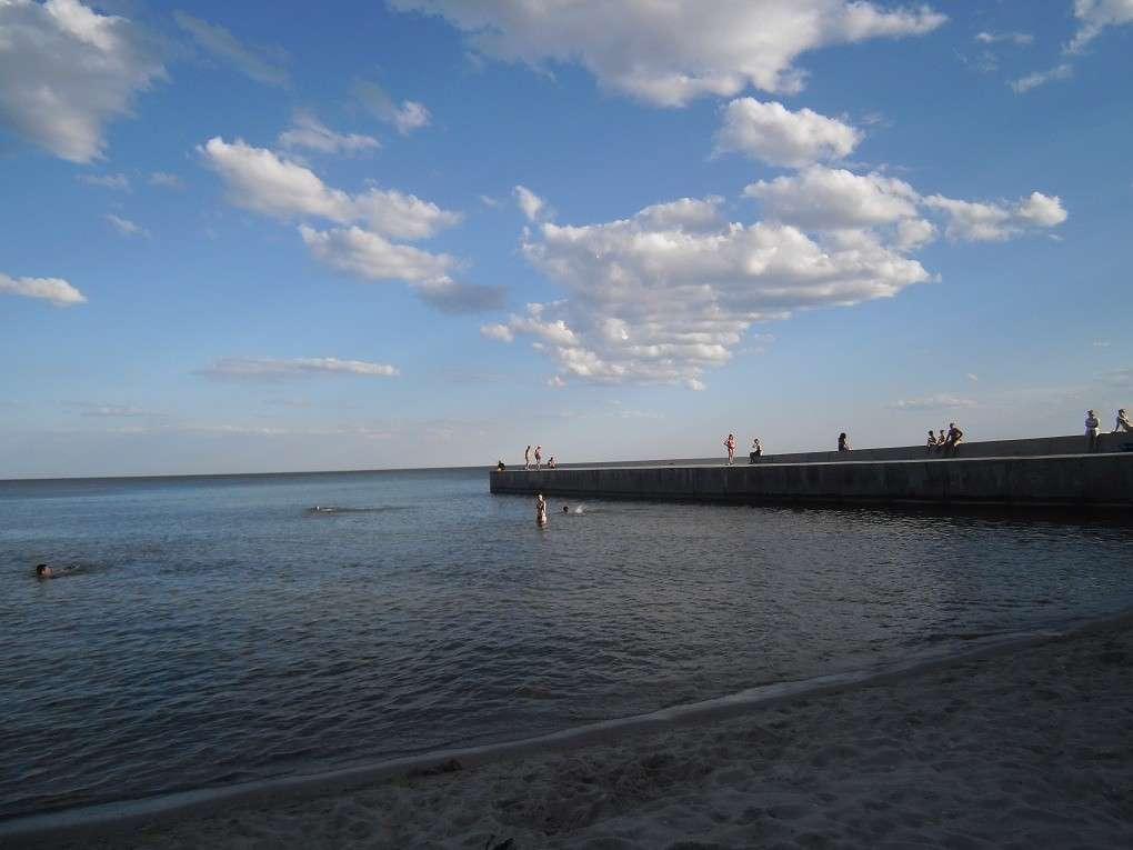 Пляж в Урзуфе