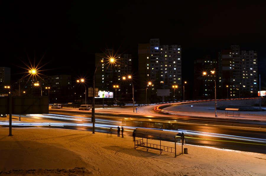 Вечерний Киев 2