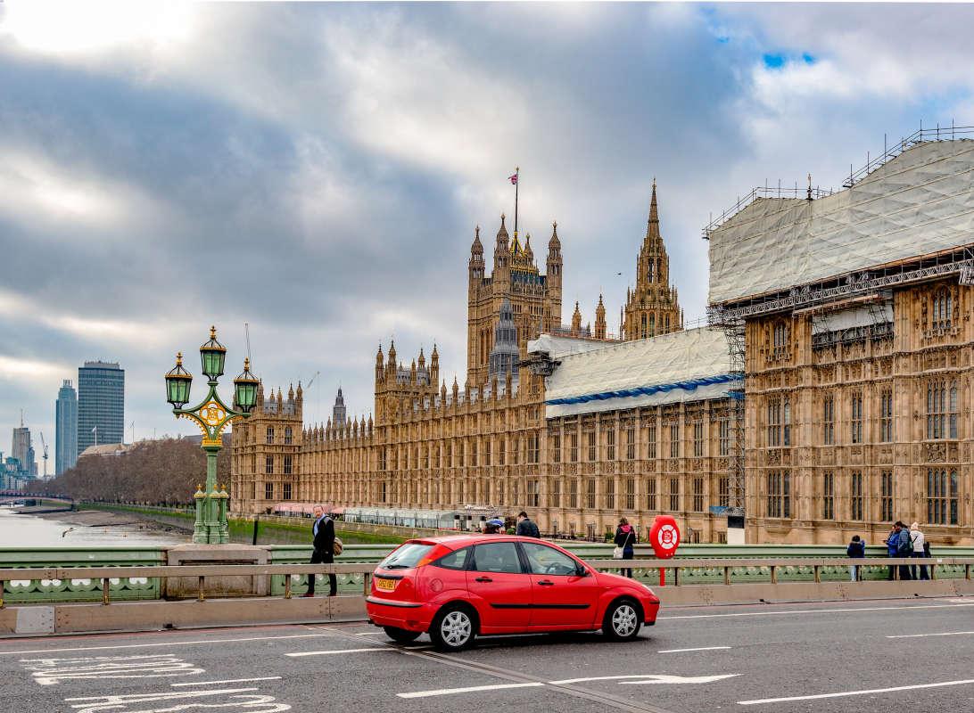 Здание парламента.. Лондон.. Тоже блин(((