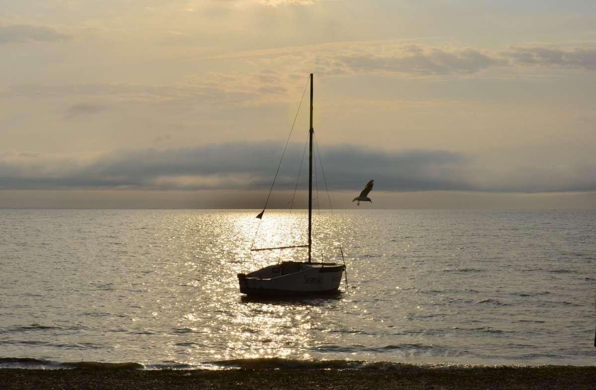Яхта мечты