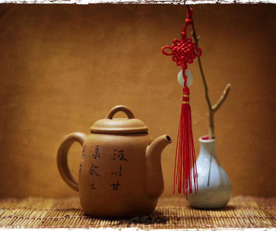 Чай и дзен одного вкуса.
