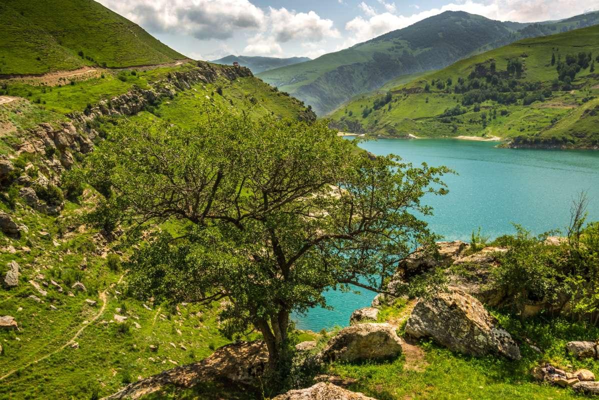 озеро Гижгит