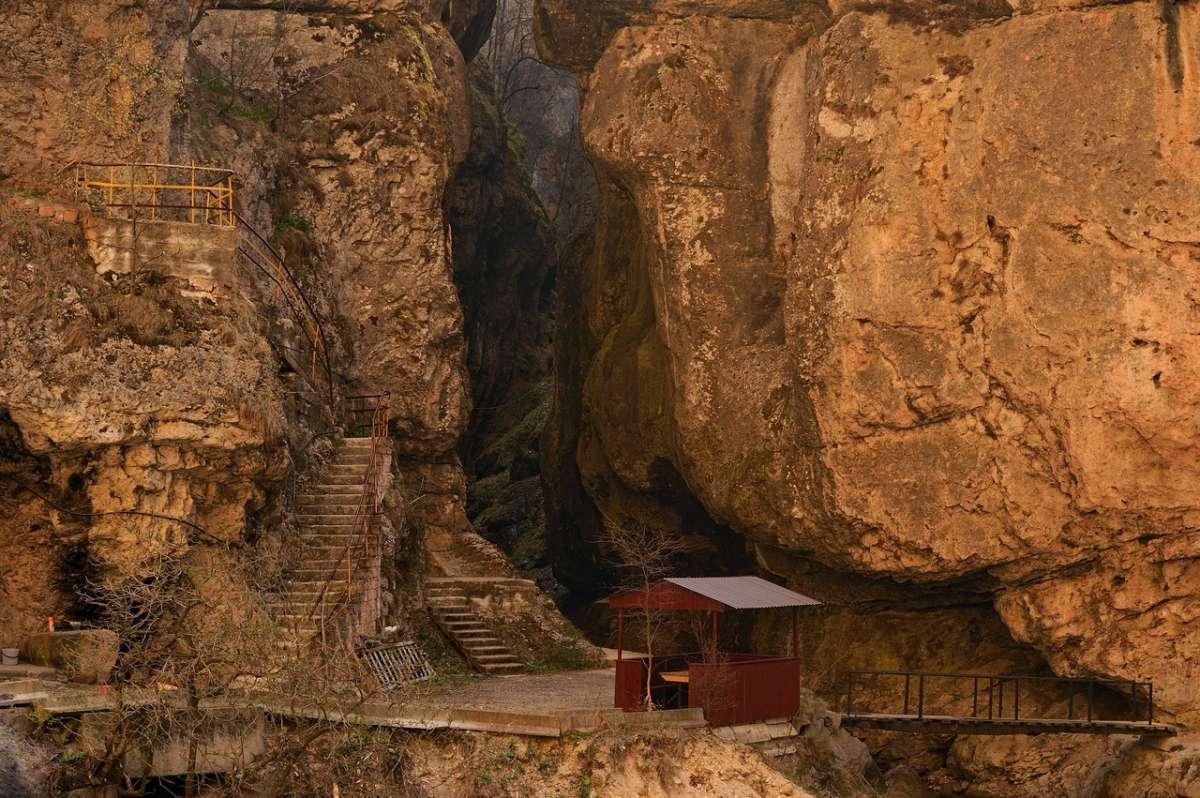 Чегемское ущелье. Кабардино-Балкария