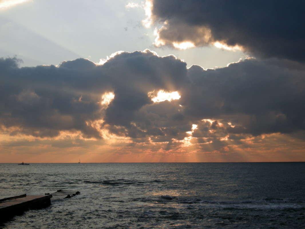 море в январе(2)