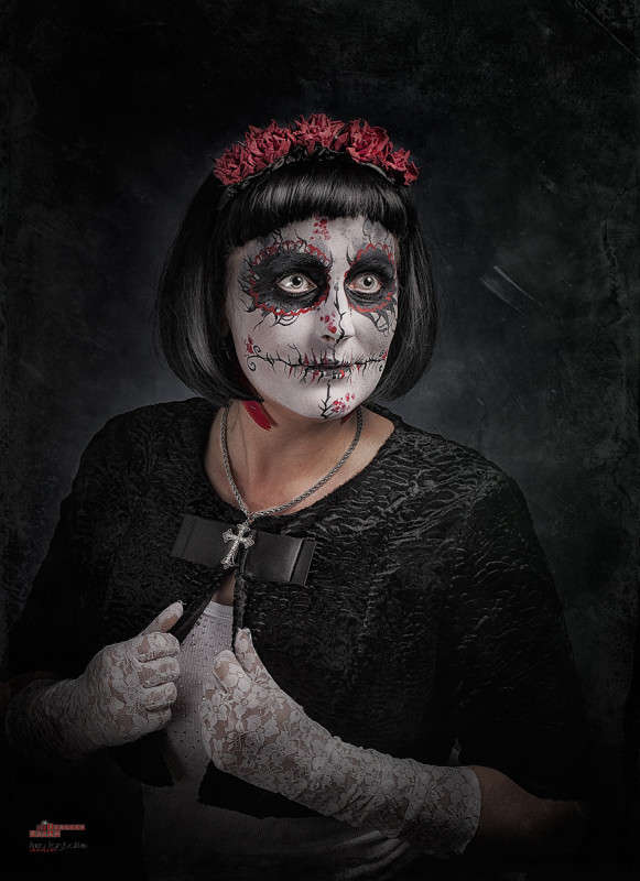 Проект Halloween