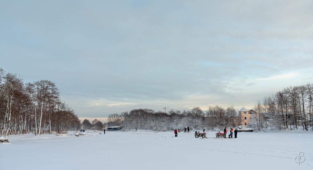 Эти короткие зимние дни 3