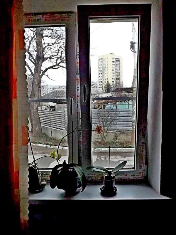 Кухонное  окно в мир....