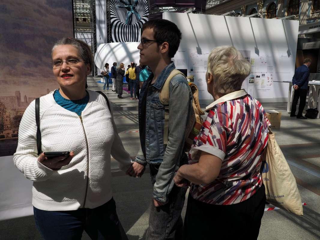 Арх Москва. Люди