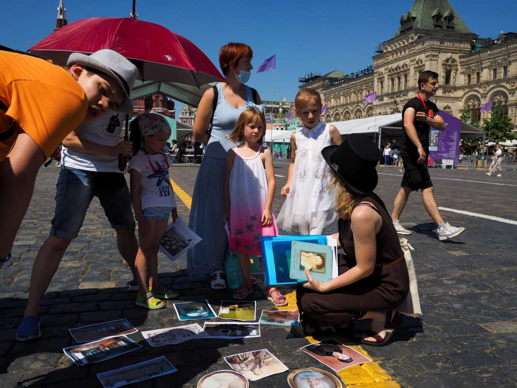 Книжный фестиваль