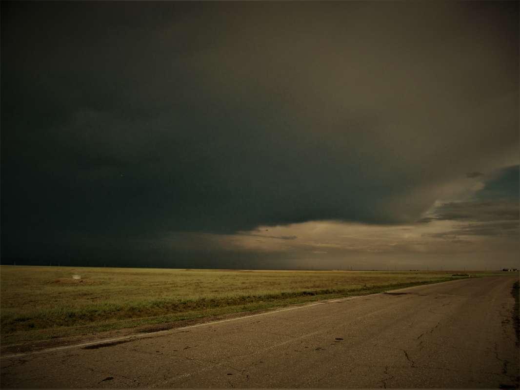 Буря в степи