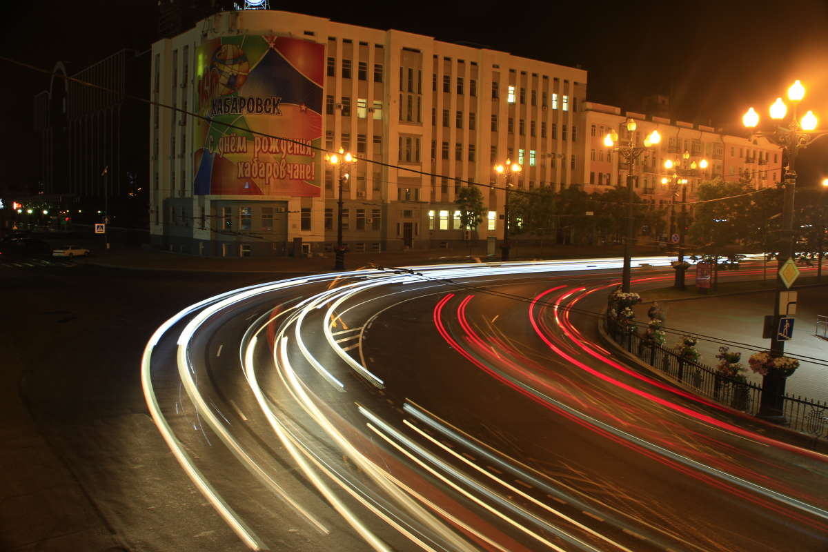 Ритмы ночного города