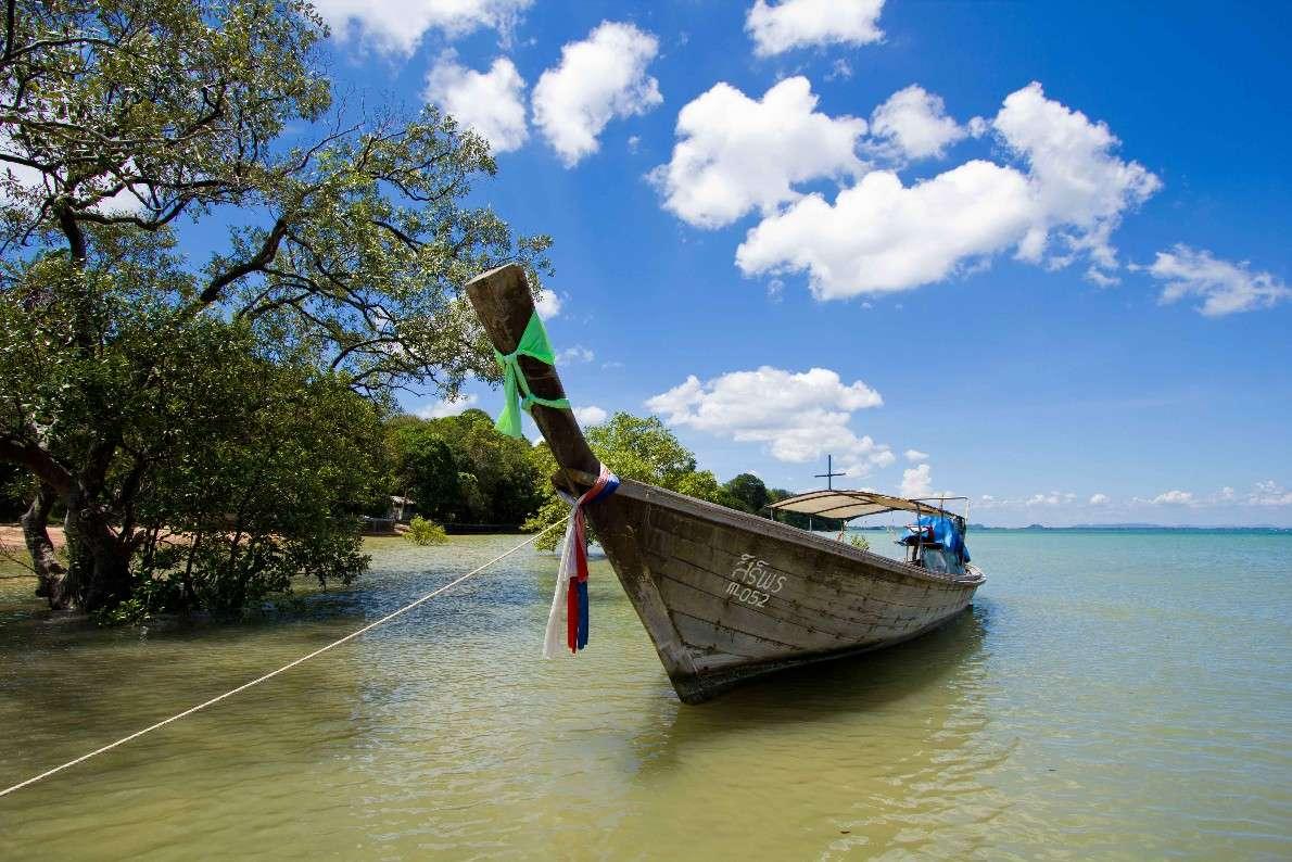 Thailand, province Krabi