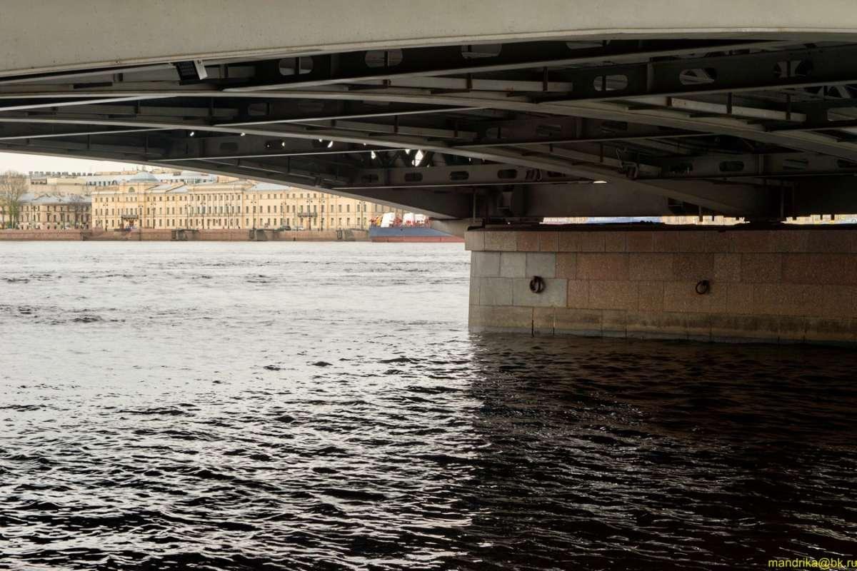 Благовещенский мост. Санкт-Петербург. 27 04 2019г.(1)