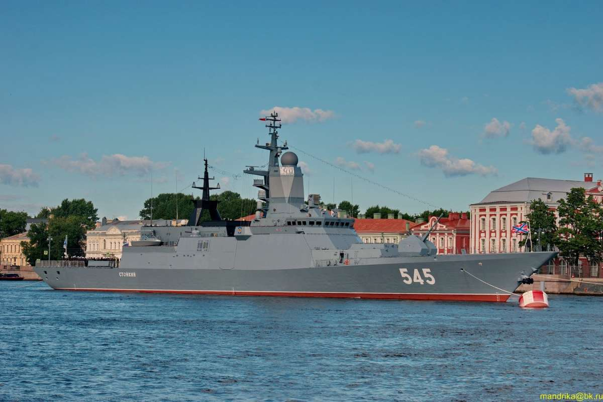 Корабли на Неве. (2)