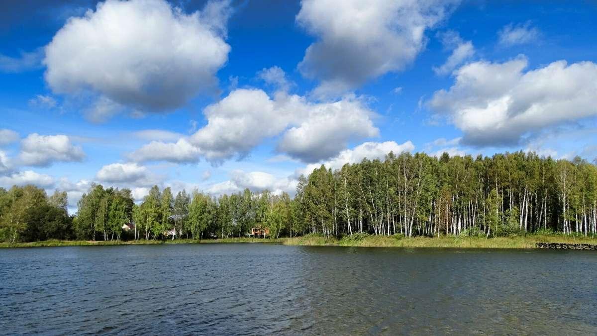 Озёра в пригороде Смоленска