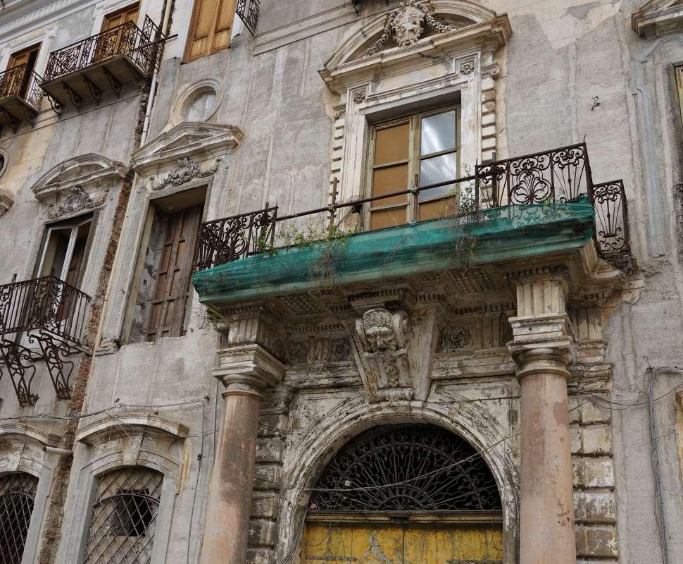 Балкон, Палермо