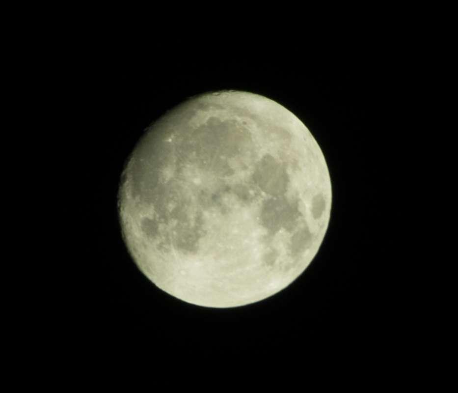 Первая луна