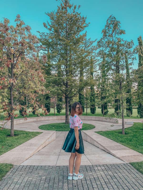парк Галицкого