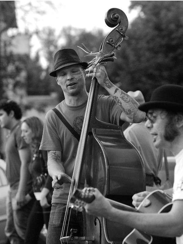 Уличные музыканты 2