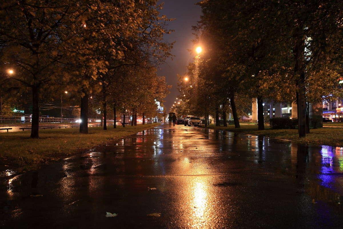 В Москву пришла осень 1