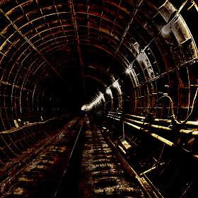 Мрачные подземелья большого города