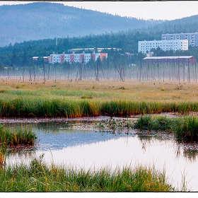 Поселок Лопча