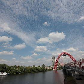 Живописный мост.