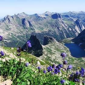 Перевал Парабола, Ергаки