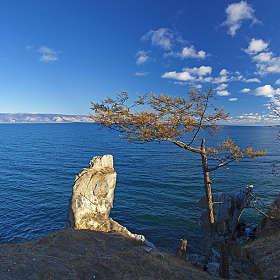 Малое море осенью