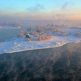Ангарские острова