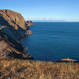 Крутой берег Ольхона